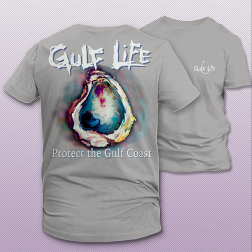 Gulf Life - Protect The Gulf Coast - Marlin